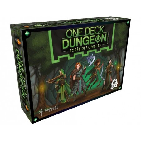One Deck Dungeon - Forêt Des Ombres