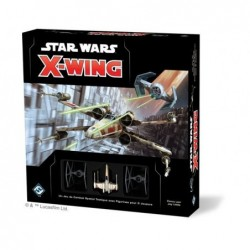 Star Wars : X-Wing 2.0 - Jeu de Base (Jeu de Figurine)