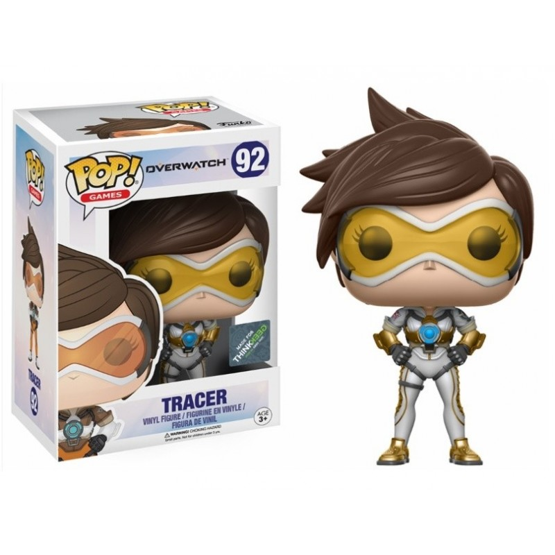 Tracer Exclu (Overwatch) POP 92