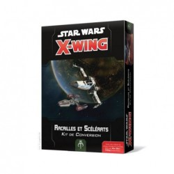 Star Wars : X-Wing 2.0 - Kit de conversion Racailles et Scélérats