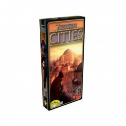 7 Wonders : Cities