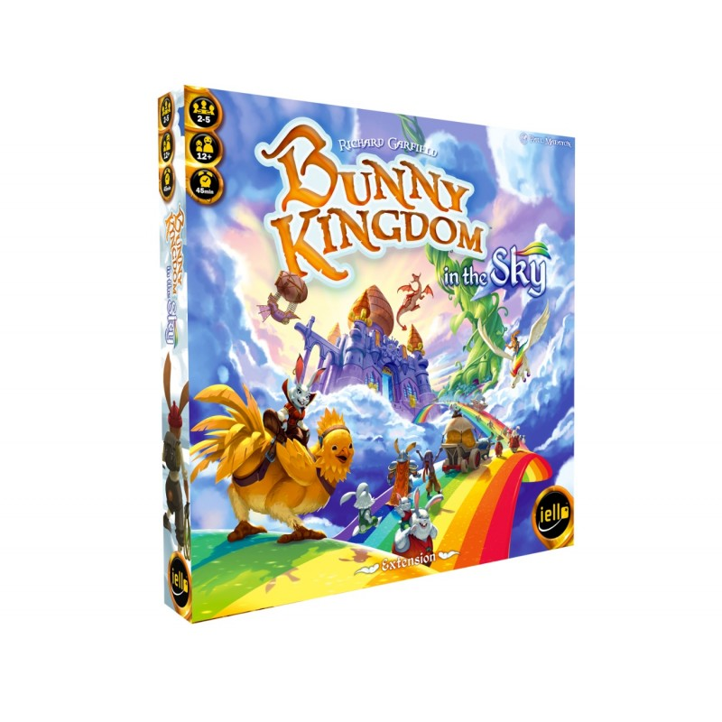 Bunny Kingdom In The Sky (Extension)