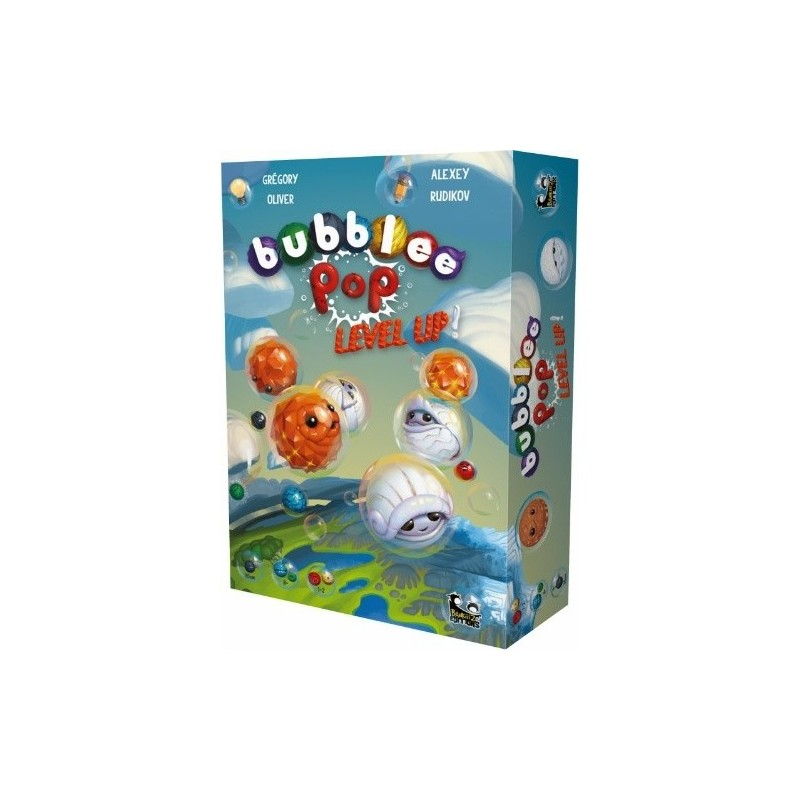 Bubblee Pop Level Up !