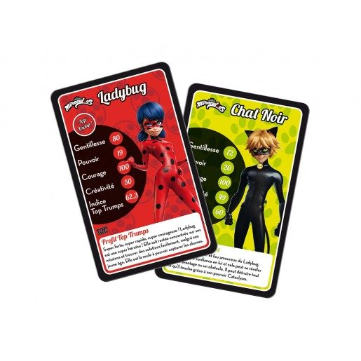 Top Trumps Miraculous