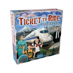 Les Aventuriers du Rail - Italie & Japon (extension)