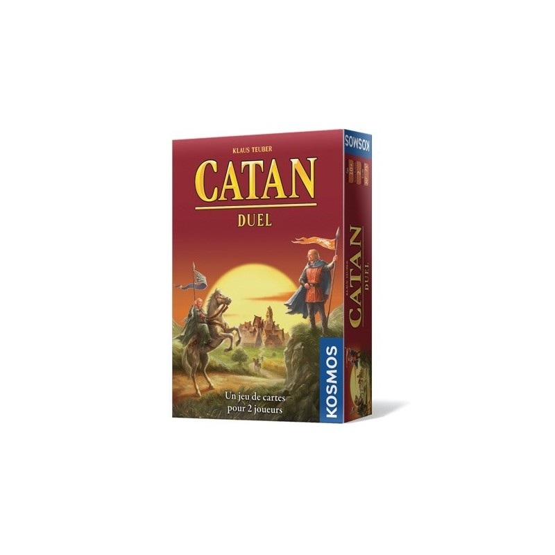 Catan Duel (ex les Princes de Catane)