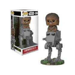 Chewbacca sur AT-ST (Star Wars) POP 236