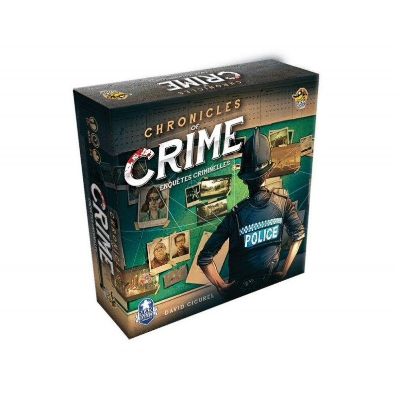 Chronicles Of Crime - Enquête Criminelles