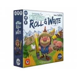 Impérial Settlers - Roll & Write