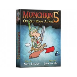 Munchkin 5 : On Zeu Rôde Again (extension)