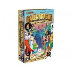 Galèrapagos  Tribu et Personnages (extension)