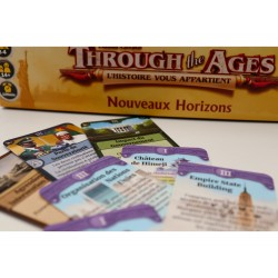 Through The Ages : Nouveaux Horizons (extension)