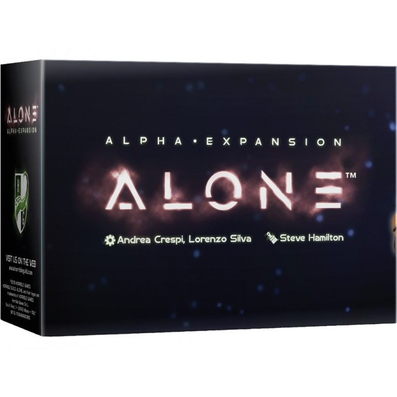 Alone : Alpha Box (extension)