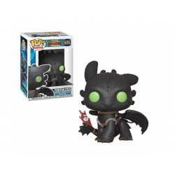 Furie Nocturne - Krokmou (How To Train Your Dragon 3) POP 686