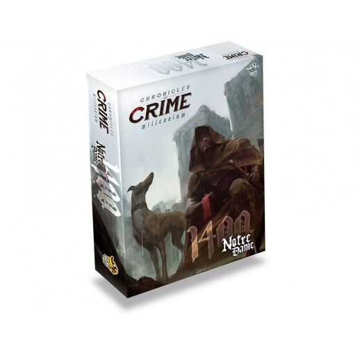 Chronicles of Crime Millenium - 1400