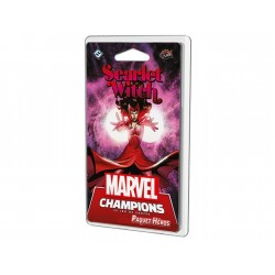 Marvel Champions : Scarlet Witch (Sorcière Rouge)