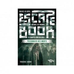 Escape Book - Prisonniers des Morts