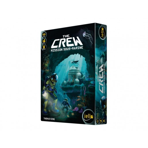 The Crew Mission Sous-Marine