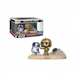 Escape Pod Landing  (Star Wars) POP 222