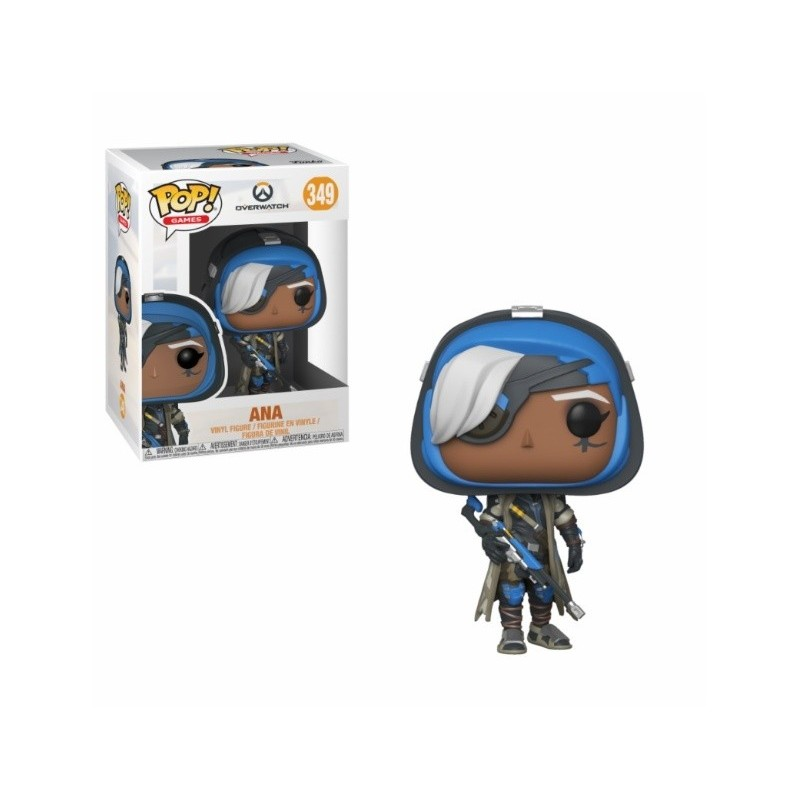 Ana (Overwatch) POP 349