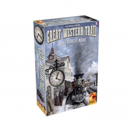 Great Western Trial - Ruée vers le Nord