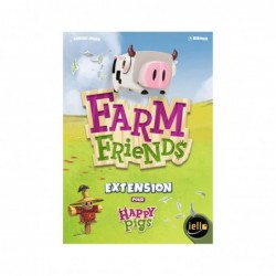 Happy Pigs - Farm Friends Extension