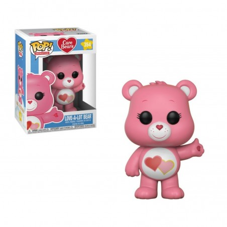 Love a Lot - Bisounours Rose - POP 354